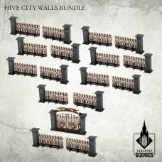 Hive City Walls Bundle