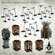 Hive City Aquila Avenue Bundle