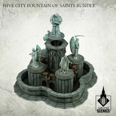 Hive City Fountain of Saints Bundle