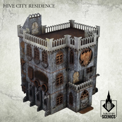Hive City Residence