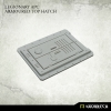 Legionary APC Armoured Top Hatch