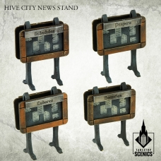Hive City News Stands