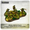 Small Squad Tray (for 5 models on 25mm round bases)