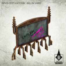Hive City Gothic Billboard