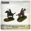Polish Army Cavalry Troops on horses (3)