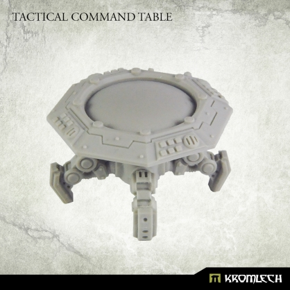 Tactical Command Table