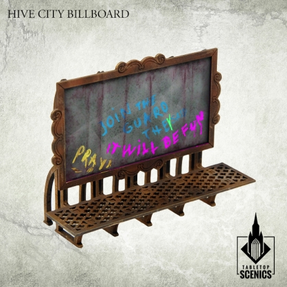 Hive City Billboard