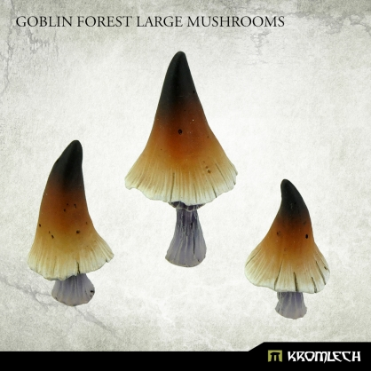 Goblin Forest Large Mushrooms