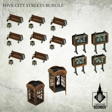 Hive City Streets Bundle