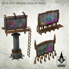 Hive City Propaganda Bundle