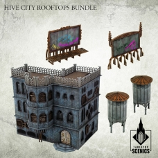 Hive City Rooftops Bundle