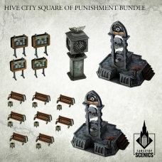 Hive City Square of Punishment Bundle