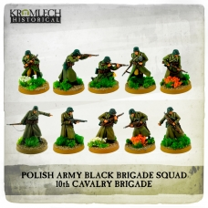 Polish Army Black Brigade Squad
