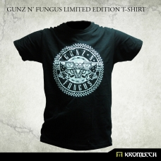 Gunz N' Fungus Limited Edition T-Shirt