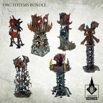 Orc Totems Bundle