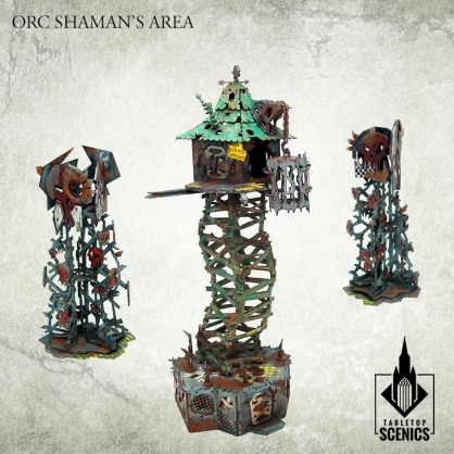 Orc Shaman's Area