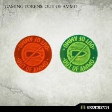 Gaming Token: Out of Ammo