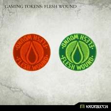 Gaming Token: Flesh Wound