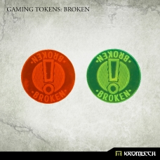 Gaming Token: Broken