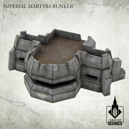 Imperial Martyrs Bunker