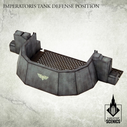 Imperatoris Tank Defense Position