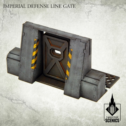 Imperial Defense Line: Gate
