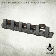 Imperial Defense Line: Straight Wall