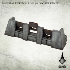 Imperial Defense Line: 90° Wall