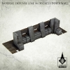 Imperial Defense Line: 90° Inner Wall