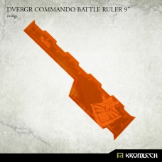 "Dvergr Commando Battle Ruler 9"" [orange]"