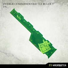 "Dvergr Commando Battle Ruler 9"" [green]"