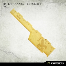 "Sisterhood Battle Ruler 9"" [HDF]"