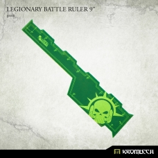 "Legionary Battle Ruler 9"" [green]"