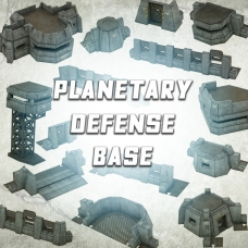 Planetary Defense Base Bundle