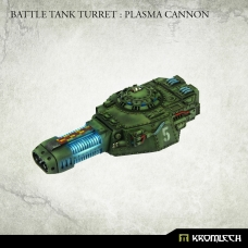 Battle Tank Turret : Plasma Cannon