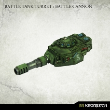 Battle Tank Turret : Battle Cannon