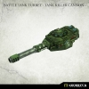 Battle Tank Turret : Tank Killer Cannon