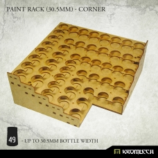 Paint Rack (30.5mm) - Corner