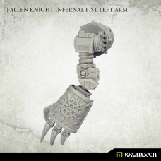Fallen Knight Infernal Fist Left Arm