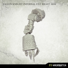 Fallen Knight Infernal Fist Right Arm