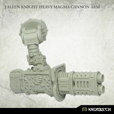 Fallen Knight Heavy Magma Cannon Arm