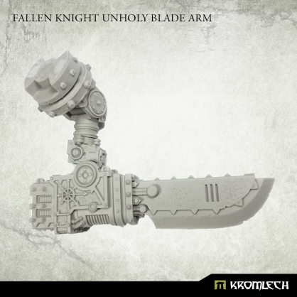 Fallen Knight Unholy Blade Arm