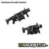 Guardsmen Grenade Launchers