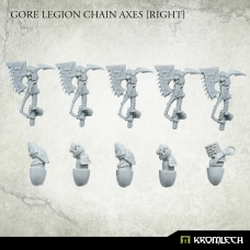 Gore Legion Chain Axes [right]