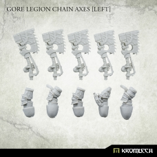 Gore Legion Chain Axes [left]