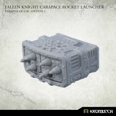 Fallen Knight Carapace Rocket Launcher