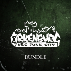 Bundle - Orkenburg: Orc Junk City