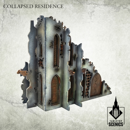 Collapsed Residence