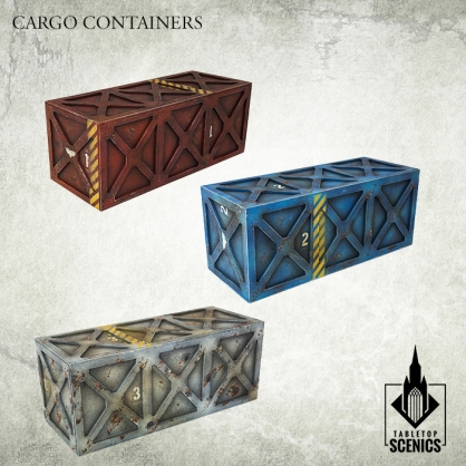 Cargo Containers (3)