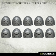 Retributor Chapter Shoulder Pads